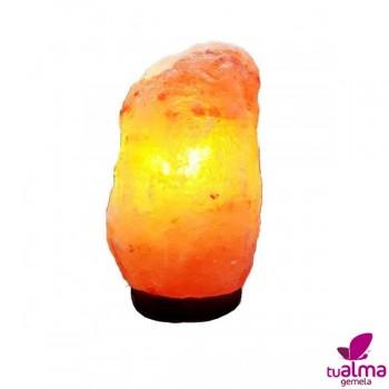 lampara de sal natural usb