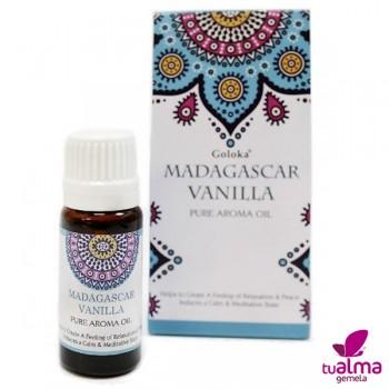 goloka aceite aromatico vainilla
