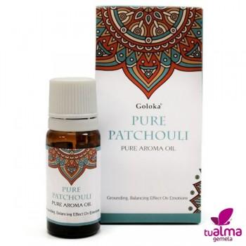 goloka aceite aromatico patchouli