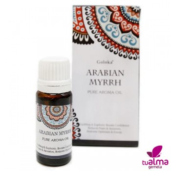 Aceite aromático Mirra