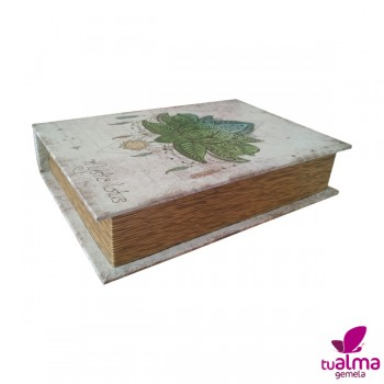 Caja-Libro Mystic Lotus...