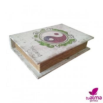 Caja-Libro YinYang (Pequeña)