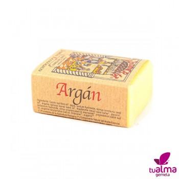 jabon natural vegano argan