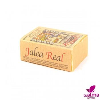 jabon natural vegano jalea real