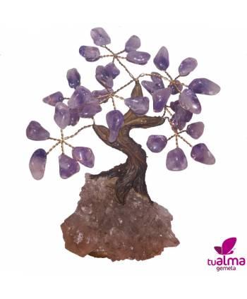 Árbol de la abundancia amatista