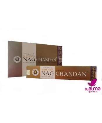 incienso natural golden Chandan