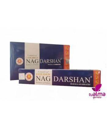 incienso natural golden Darshan