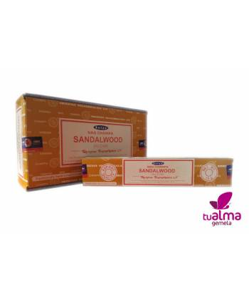 inciendo natural satya Sandalo