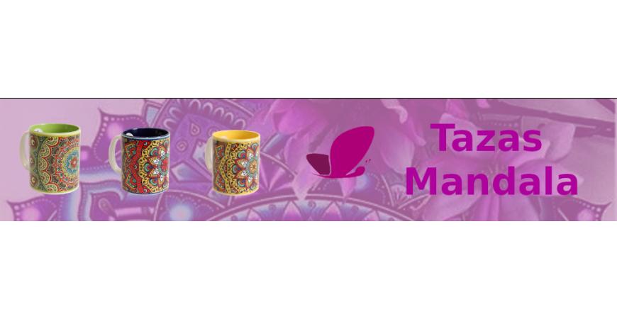Tazas Colección Mandala