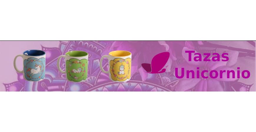 Tazas Colección Unicornios