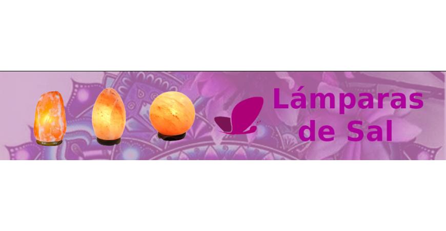 Lámparas de Sal - Tu Alma Gemela