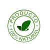Sello producto 100% natural